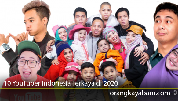 10-YouTuber-Indonesia-Terkaya-di-2020